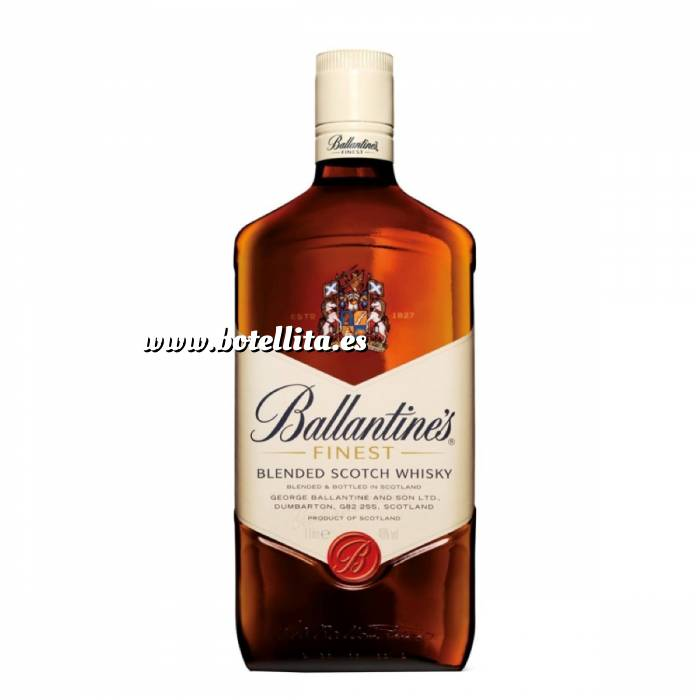 Imagen 7 Whisky Whisky Ballantines Finest 70 cl