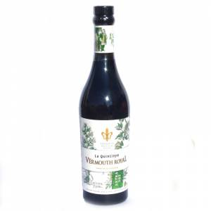 5 Vermouth - Vermouth Royal extra seco 37,5cl