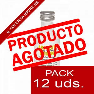 6 Vodka - Vodka Absolut Citron 5cl 1 PACK DE 12 UDS