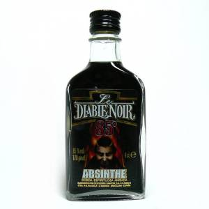 Varios - Absenta 85 Negro - Le Diable Rouge 4cl