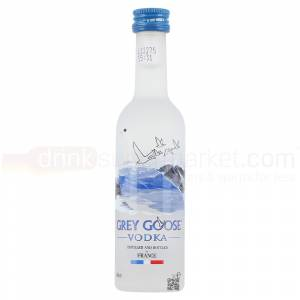 Vodka - Vodka Grey Goose 5cl (SUPER OFERTA 2019)